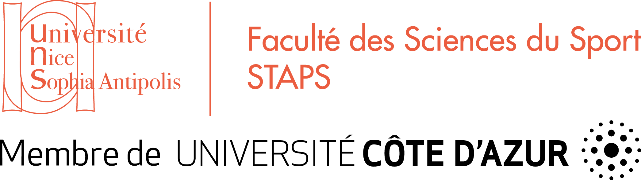 logo UNS_staps_couleur_horizontal